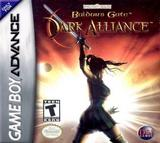 Baldur's Gate: Dark Alliance (Game Boy Advance)